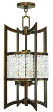 Livex Lighting 50566-64 - 4 Light Palacial Bronze Lantern