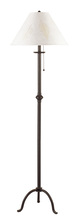 CAL Lighting BO-903FL - 100W IRON FLOOR LAMP W/PULL CHAIN