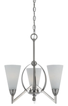 CAL Lighting FX-3508/3 - 60W X 3 CANROE 3 LIGHT CHANDELIER