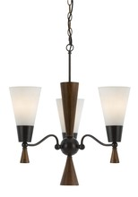 CAL Lighting FX-3528/3 - 60W X 3 VERONA 3 LIGHT CHANDELIER
