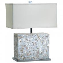 Cyan Designs 02597 - Shell Tile Lamp