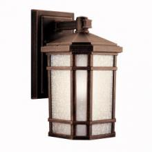 Kichler 11017PR - Outdoor Wall 1Lt Fluorescent