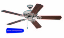 "Craftmade CC52AO - Cecilia 52"" Ceiling Fan in Athenian Obol (Blades Sold Separately)"