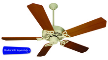 "Craftmade CXL52AW - CXL 52"" Ceiling Fan in Antique White (Blades Sold Separately)"