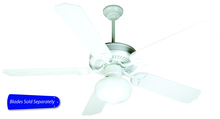 "Craftmade OPXL52W - Outdoor Patio 52"" Ceiling Fan in White (Blades Sold Separately)"