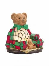 Dale Tiffany RS106 - 8X9 NOEL BEAR NIGHT LT