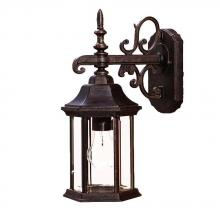 Acclaim Lighting 5183BC - 1-Light Outdoor Black Coral Light Fixture