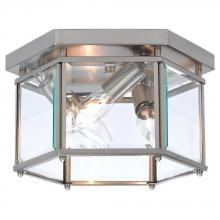 Sea Gull 7648-962 - Three Light Ceiling Flush Mount