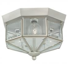 Sea Gull 7661-962 - Three Light Ceiling Flush Mount