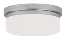 Livex Lighting 7390-05 - 2 Light CH Ceiling Mount or Wall Mount