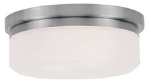 Livex Lighting 7390-91 - 2 Light BN Ceiling Mount or Wall Mount
