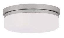 Livex Lighting 7392-05 - 2 Light CH Ceiling Mount or Wall Mount
