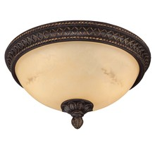 Savoy House 6P-50214-13-16 - Knight Flush Mount 13""