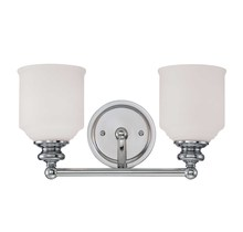 Savoy House 8-6836-2-11 - Melrose 2 Light Bath Bar