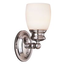 Savoy House 8-9127-1-11 - Elise Bath 1 Light Sconce