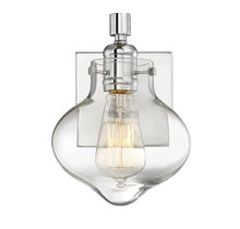 Savoy House 9-9400-1-11 - Allman 1 Light Sconce