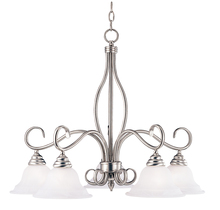 Savoy House KP-SS-101-5-69 - Polar 5 Light Chandelier