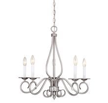 Savoy House KP-SS-114-5-69 - Polar 5 Light Chandelier