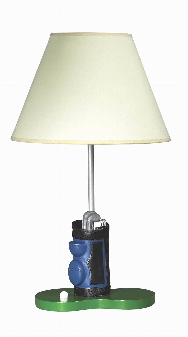 Champions Lighting in Houston, Texas, United States,  13WVD, 60W GOLF LAMP, Children'S Golf Lamp
