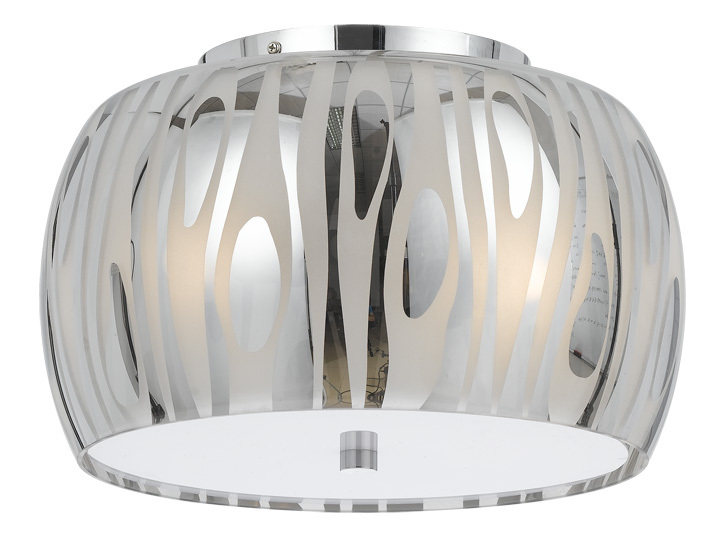 Champions Lighting in Houston, Texas, United States,  AV1VK, 60W X 2 CHICAGO FLUSH MOUNT FIXTURE, Chicago Flush Mount Fixture