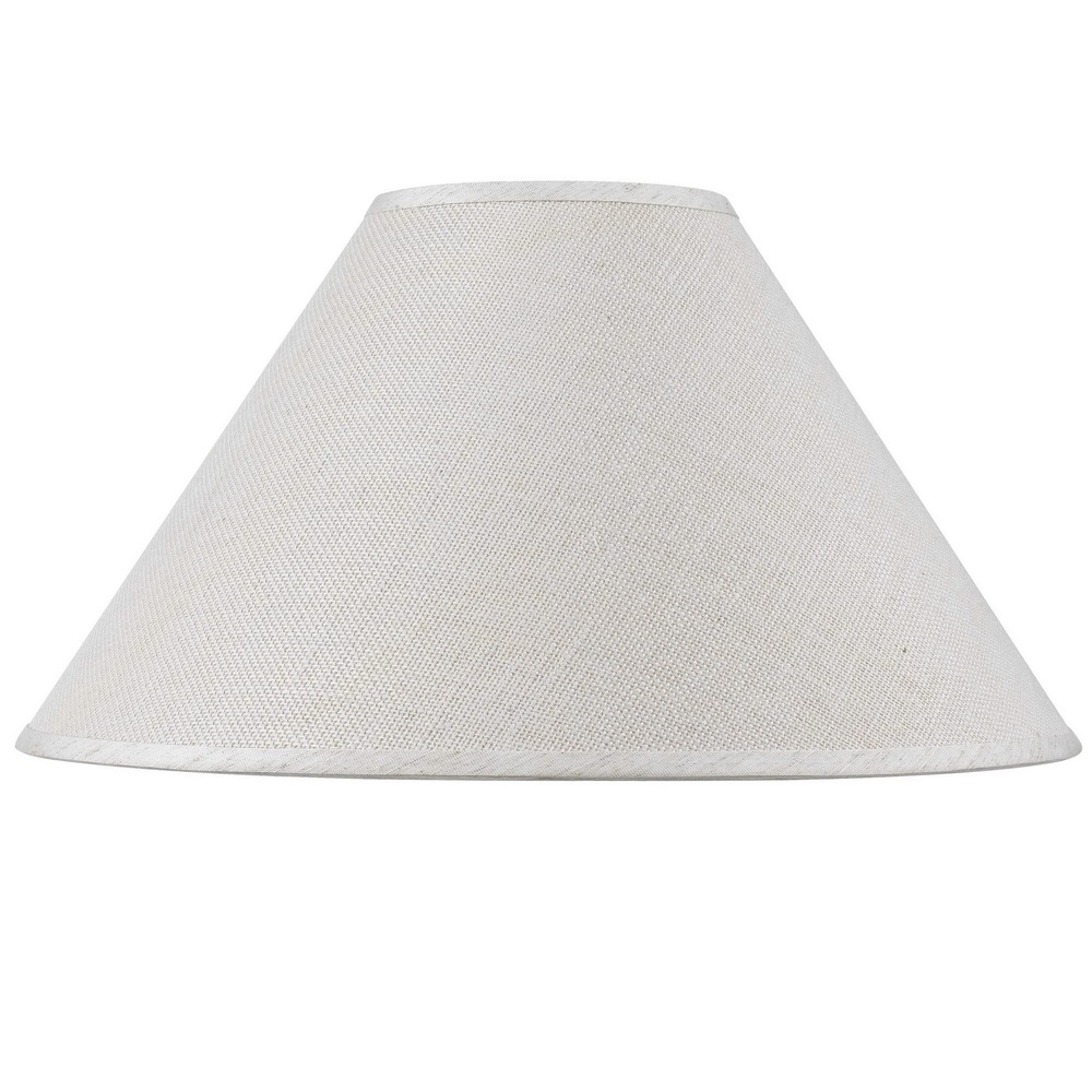 Champions Lighting in Houston, Texas, United States,  C74KJ, Hardback fine burlap shade, Burlap Shade