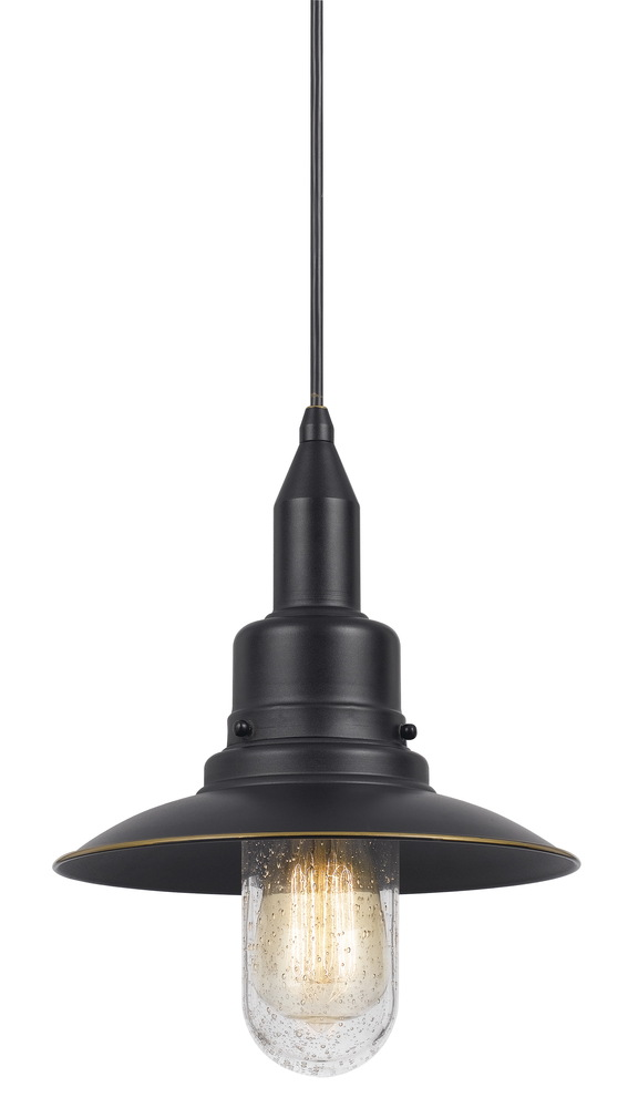Champions Lighting in Houston, Texas, United States,  C165J, 60W PATERSON METAL PENDANT, 60W Max Unit Pack Pendant Set