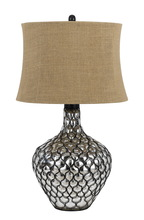 CAL Lighting BO-2568TB - 150W PUEBLA TABLE LAMP