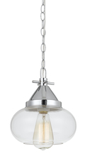 CAL Lighting FX-3624-1P - 60W MAYWOOD GLASS PENDANT���