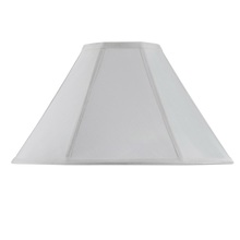 CAL Lighting SH-8101/19-WH - VERTICAL PIPED BASIC COOLIE