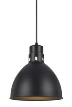 CAL Lighting UP-1109-6-DB - 150W WEBSTER METAL PENDANT