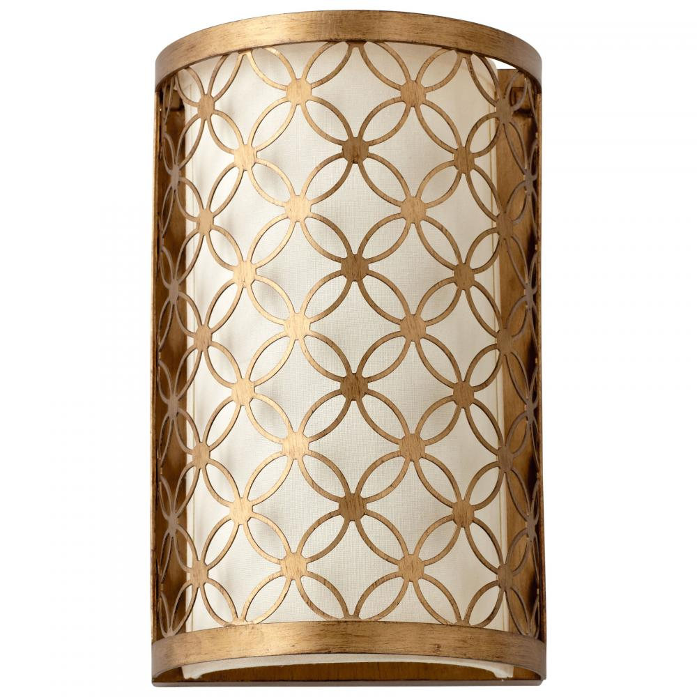 Champions Lighting in Houston, Texas, United States,  1A8LQ, Calypso Wall Sconce,