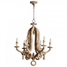 Cyan Designs 05147 - Galleon 6 Lt. Chandelier