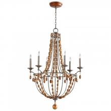 Cyan Designs 05281 - Middleton 6lt. Chandelier