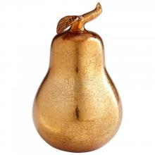 Cyan Designs 06452 - Bronze Pear Sculpture