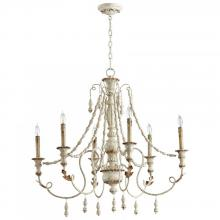 Cyan Designs 06576 - Lyon Six Light Chandelier