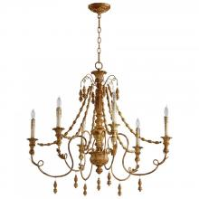 Cyan Designs 06578 - Lyon Six Light Chandelier