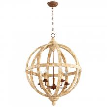 Cyan Designs 06622 - Landon 5lt Chandelier