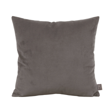 "Howard Elliott 1-225F - Howard Elliott Bella Pewter 16"" x 16"" Pillow - Down Insert"