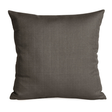 "Howard Elliott 2-201 - Howard Elliott Sterling Charcoal 20"" x 20"" Pillow"