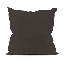"Howard Elliott Q1-460 - Howard Elliott Patio Seascape Charcoal 16"" x 16"" Pillow"