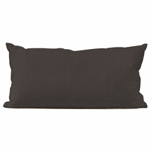 Howard Elliott Q4-460 - Howard Elliott Patio Seascape Charcoal Kidney Pillow