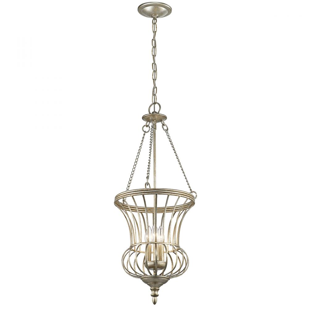 Champions Lighting in Houston, Texas, United States,  LR10A, Foyer Pendant 3Lt, Calla