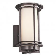 Kichler 49344AZFL - Outdoor Wall 1Lt Fluorescent