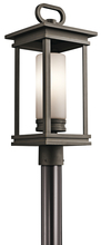 Kichler 49478RZ - Outdoor Post Mt 1Lt