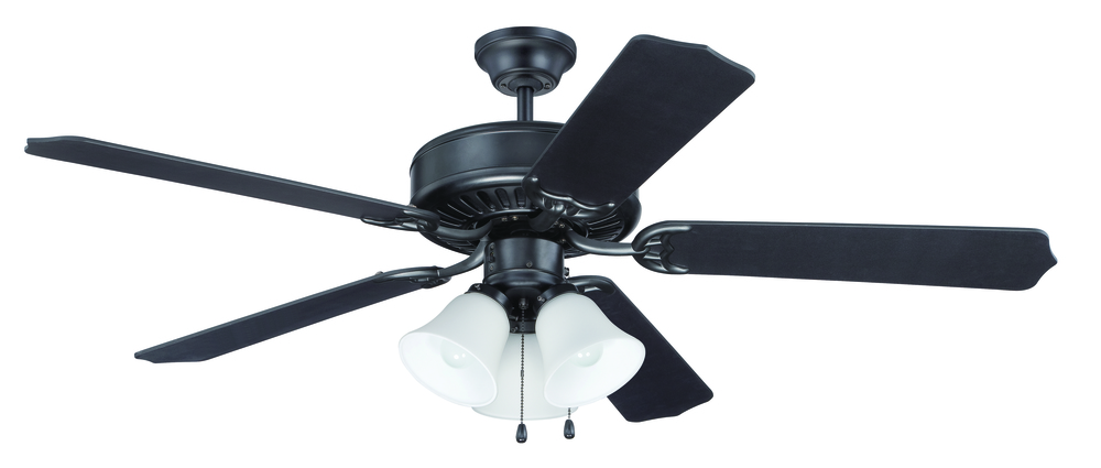 "Champions Lighting in Houston, Texas, United States,  TDQQ, 52"" Ceiling Fan Kit, Pro Builder 205"