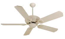 "Craftmade K10102 - Cordova 52"" Ceiling Fan Kit in Antique White"