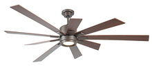 "Craftmade KAT72ESP - Katana 72"" Ceiling Fan in Espresso (Blades Sold Separately)"