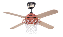 Craftmade PS52BB4 - Ceiling Fan With Blades Included