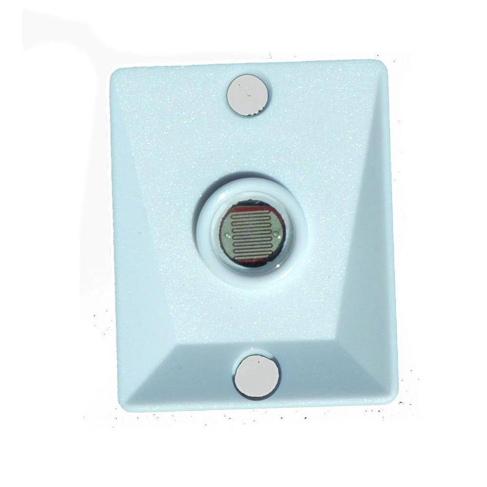 Champions Lighting in Houston, Texas, United States,  21JC6, Quick-Change Photo Sensor Control White, Lamp Post Accessories
