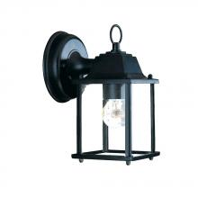 Acclaim Lighting 5001BK - 1-Light Outdoor Matte Black Light Fixture